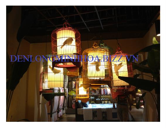 Bán các loại đèn mây tre đan Hà Nội truyền thống